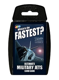 Top Trumps - Ultimate Military Jets Traditional Games