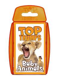 Top Trumps - Baby Animals Traditional Games