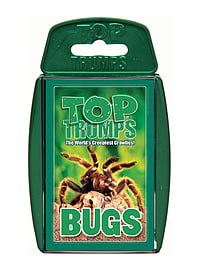 Top Trumps - Bugs Traditional Games