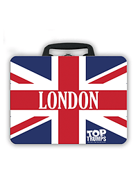 Top Trumps - London Collectors Tin Traditional Games