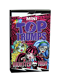Mini Top Trumps - Monster High Traditional Games