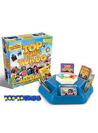Top Trumps Turbo All Stars Traditional Games