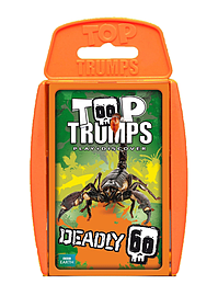Top Trumps - Deadly 60 Traditional Games