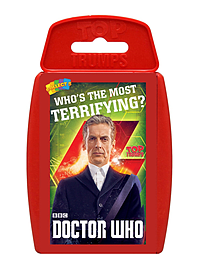 Top Trumps - Doctor Who Pack 8 Traditional Games