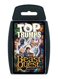 Top Trumps - Beast Quest Traditional Games