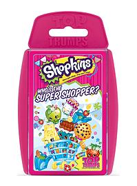 Top Trumps - Shopkins Traditional Games