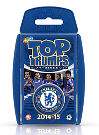 Top Trumps - Chelsea FC 2014/15 Traditional Games