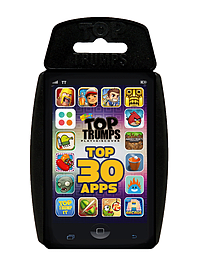 Top Trumps - 30 Top Apps Traditional Games