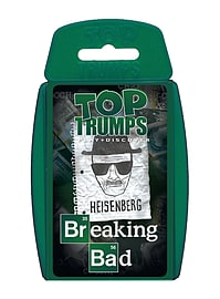 Top Trumps - Breaking Bad Traditional Games