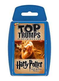Top Trumps - Harry Potter and the Half-Blood Prince Traditional Games