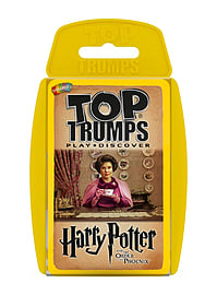 Top Trumps - Harry Potter & The Order of the Phoenix Traditional Games