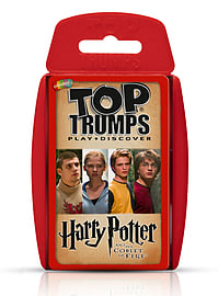 Top Trumps - Harry Potter & the Goblet of Fire Card Game Traditional Games