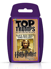 Top Trumps - Harry Potter & the Prisoner of Azkaban Card Game Traditional Games
