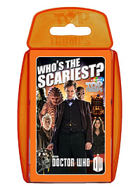 Top Trumps - Doctor Who Pack 7 Traditional Games