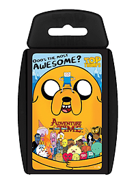 Top Trumps - Adventure Time Traditional Games