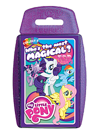 Top Trumps - My Little Pony Traditional Games