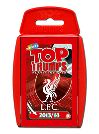 Top Trumps - Liverpool FC 2013/14 Traditional Games