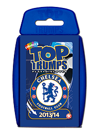 Top Trumps - Chelsea FC 2013/14 Traditional Games