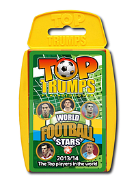 Top Trumps - World Football Stars 2013/14 Traditional Games