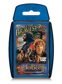Top Trumps - The Hobbit 2 Card Game Traditional Games