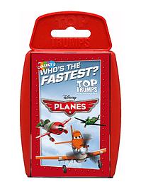 Top Trumps - Disney Planes Traditional Games
