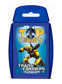 Top Trumps - Transformers Prime Traditional Games