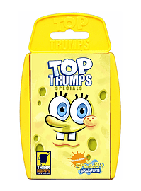 Top Trumps - Spongebob Traditional Games