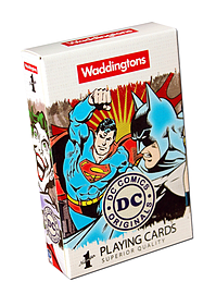 DC Comics Playing Cards Traditional Games