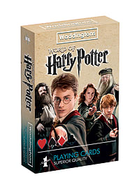 Harry Potter Playing Cards Traditional Games