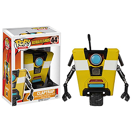 Borderlands Clap Trap POP! Vinyl Figure Toys and Gadgets