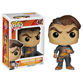 Borderlands Handsome Jack POP! Vinyl Toys and Gadgets