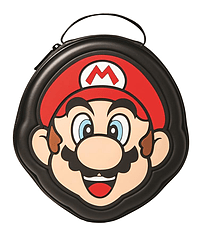 Super Mario Universal System Zip Case (2DS, 3DS XL, 3DS, DSi XL, DSi, DS Lite) 3DS