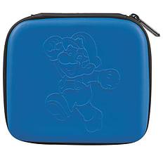 Super Mario 2DS Travel Zip Case - Blue (2DS) 3DS