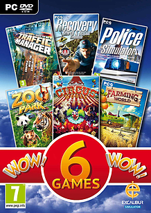 Wow Mega Simulations Collection PC Games