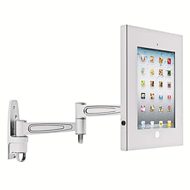 Frostycow Anti Theft Wall Mount Case for Apple iPad 2, 3 & 4 NEW Tablet