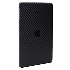 Frostycow Carbon Fibre Back Vinyl Wrap Sticker Skin for Apple iPad Mini 2 Retina Black Tablet