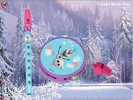 Disney Frozen Music Set Traditional Games