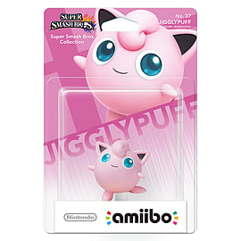 Jigglypuff - amiibo - Super Smash Bros Collection Amiibo