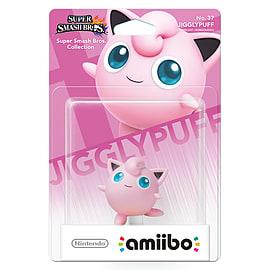 Jigglypuff - amiibo - Super Smash Bros Collection Amiibo