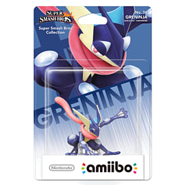 Greninja - amiibo - Super Smash Bros Collection Amiibo