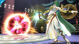 Palutena - amiibo - Super Smash Bros Collection screen shot 3