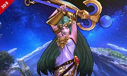 Palutena - amiibo - Super Smash Bros Collection screen shot 4