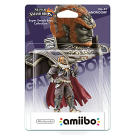 Ganondorf - amiibo - Super Smash Bros Collection Amiibo