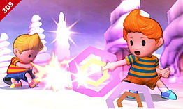 Lucas - amiibo - Super Smash Bros Collection screen shot 1