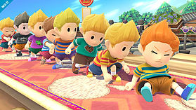 Lucas - amiibo - Super Smash Bros Collection screen shot 3