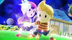 Lucas - amiibo - Super Smash Bros Collection screen shot 4