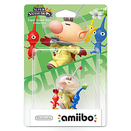 Olimar - amiibo - Super Smash Bros Collection Amiibo