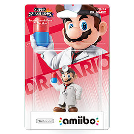 Dr Mario - amiibo - Super Smash Bros Collection Amiibo