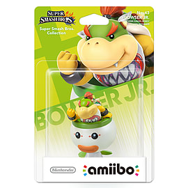 Bowser JR - amiibo - Super Smash Bros Collection Amiibo
