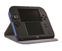 Nintedo Licensed Flip Cover 2DS Case - Blue (2DS) 3DS